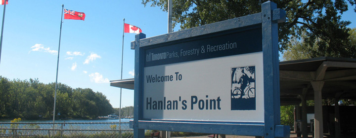 Hanlan's point